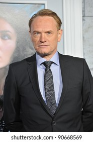 """Jared Harris at the Los Angeles premiere of his new movie """"Sherlock Holmes: A Game of Shadows"""" at the Village Theatre, Westwood. December 6, 2011  Los Angeles, CA Picture: Paul Smith / Featureflash"""