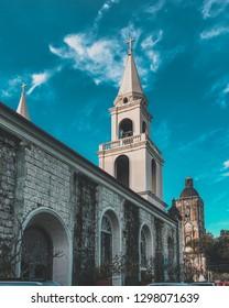 Jaro Cathedral, Iloilo - Shutterstock ID 1298071639