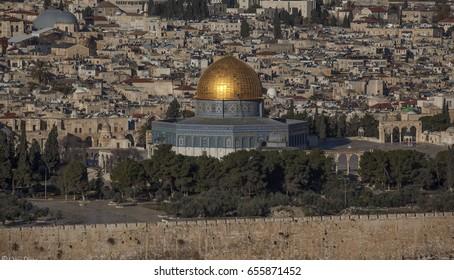 Jarusalem, Palestine  -  Kubbet us Sahra