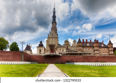 The Jasna Gora Monastery in Czestochowa. Poland.