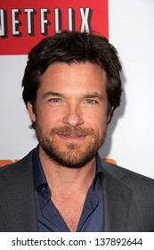 """Jason Bateman at the """"Arrested Development"""" Los Angeles Premiere, Chinese Theater, Hollywood, CA 04-29-13"""
