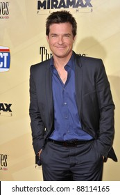 """Jason Bateman at the Los Angeles premiere of his new movie """"Extract"""" at the Arclight Theatre, Hollywood. August 24, 2009  Los Angeles, CA Picture: Paul Smith / Featureflash"""