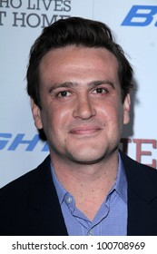 """Jason Segal at the """"Jeff Who Lives at Home"""" Film Premiere, Directors Guild of America, Los Angeles, CA 03-07-12"""