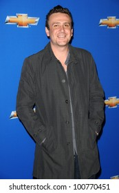 "Jason Segel  at the CBS Fall Season Premiere Event ""Cruze Into The Fall,"" Colony, Hollywood, CA. 09-16-10"