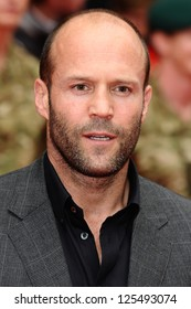 Jason Statham arriving for the UK Premiere of The Expendables 2 at the Empire Cinema in, Leicester Square, London. 13/08/2012 Picture by: Steve Vas