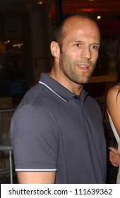 Jason Statham at the opening of a Los Angeles outpost of Pink Taco. Pink Taco, Westfield Century City Mall, Los Angeles, CA. 06-28-07