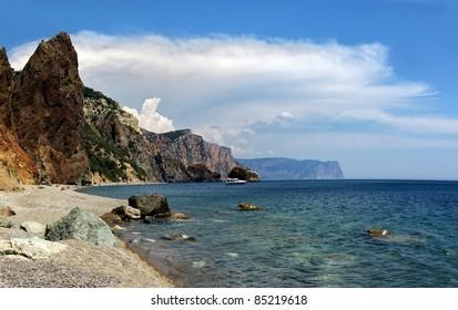 """""""Jasper Beach"""" in Crimea"""
