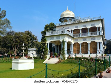 Jawaharlal Nehru, Motilal Nehru and Indira Gandhi's ancestral house in Allahabad, India