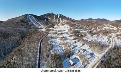 Jay Peak Vermont Ski Mountain