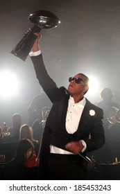 Jay - Z on location for Jay-Z Tapes Super Bowl TV Commercial, EXCLUSIVE - at Capitale, New York, NY February 2, 2010