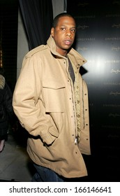 Jay Z at Sean Diddy Combs Unforgivable Estee Lauder Fragrance Launch, Core Club, New York, NY, February 01, 2006