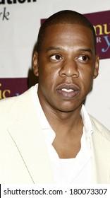 Jay Z at UJA of New York's Music Visionary Award Ceremony, Pierre Hotel, New York, NY, July 18, 2006