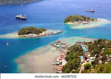 Jayapura Port, Papua, Indonesia - Pelabuhan Jayapura, Papua
