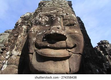 Jayavarman VII at Bayon, Angkor wat