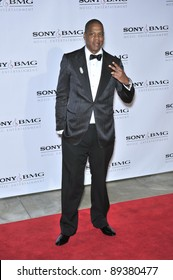 Jay-Z at the Sony BMG Music Entertainment party at the Beverly Hills Hotel following the 2008 Grammy Awards. February 10, 2008  Los Angeles, CA Picture: Paul Smith / Featureflash