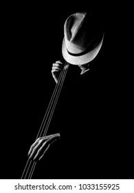 Jazz music minimalist