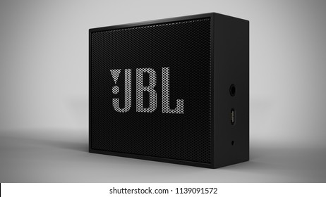 JBL Go -black -total -front 30° -centered