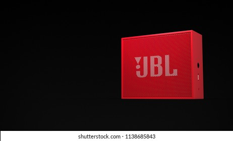 JBL Go - red -hero -right sided