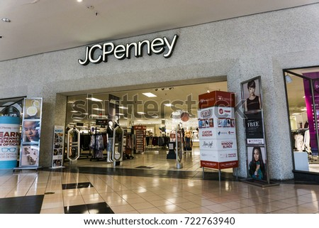 0a0ced14e JC Penney Department Store On September 22 Stock Photo (Edit Now ...
