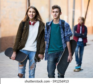 European teens