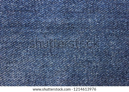 e47a35f9074 Jean Background Blue Denim Pattern. Classic Jeans Texture Fabric Close Up  View of Empty Natural