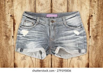 Jean shorts galleries