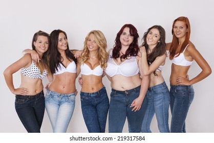 Jeans for every type of figure