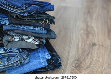Jeans are many different