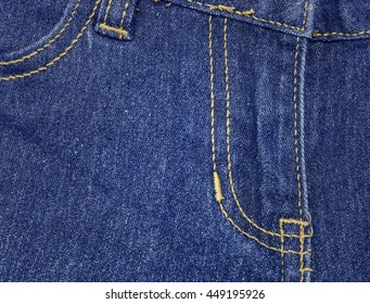 jeans texture and background.