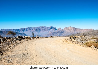 Jebel Shams (mountain of sun) is a mountain located in northeastern Oman north of Al Hamra town. It is the highest mountain of the country and part of Al Hajar Mountains range.