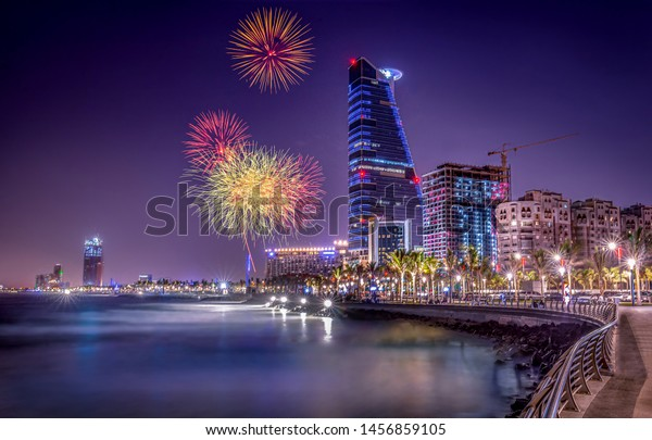 Jeddah Cityscape celebration - Saudi Arabia