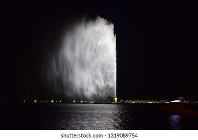 Jeddah Fountain Red Sea