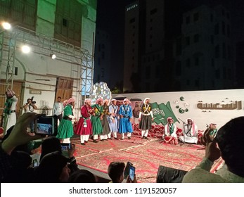 JEDDAH: A four-day event is to be held in Old Jeddah to mark 23-09-2018 Saudi National Day Festival with activities organized by the Prince Mohammed bin Salman bin Abdul Aziz Foundation.