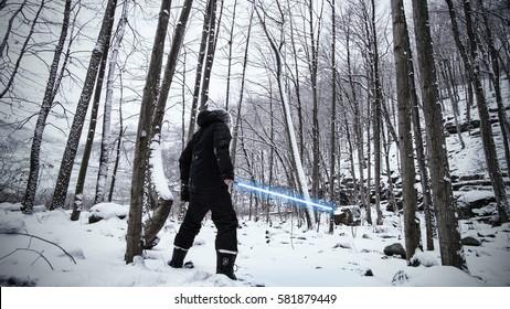 Jedi forest