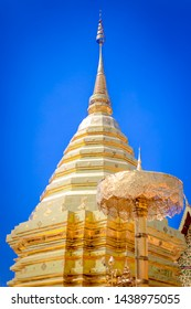 Jedi Phra That Doi Suthep Temple, Chiang Mai, Thailand