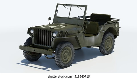 Jeep BM willys