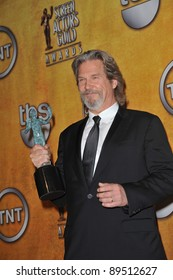 Jeff Bridges at the 16th Annual Screen Actors Guild Awards at the Shrine Auditorium. January 23, 2010  Los Angeles, CA Picture: Paul Smith / Featureflash