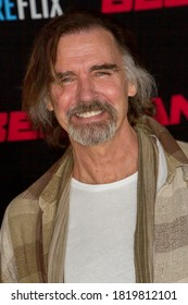 """Jeff Fahey attends the premiere of """"Beckman"""" at the Universal Hilton Hotel at Universal Studios Hollywood in Los Angeles, CA on Sept. 21, 2020"""