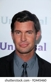 Jeff Lewis at the NBCUNIVERSAL Press Tour All-Star Party, The Athenaeum, Pasadena, CA 01-06-12