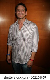 Jeff Timmons  at the 'Let's Kick It For Kenya' Concert Benefit, Eleven, West Hollywood, CA. 06-04-10
