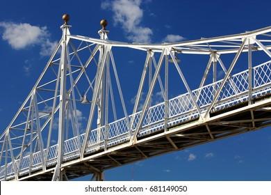 Jefferson avenue footbridge Springfield Mo.