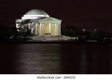 Jefferson Memorial, Washington