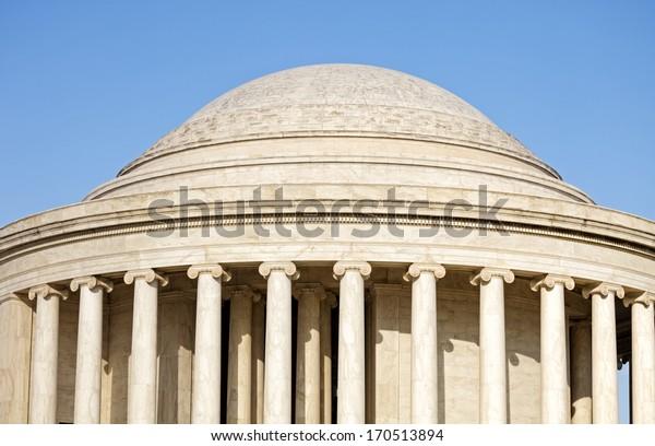Jefferson Memorial (Washington, DC, USA)