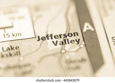 Jefferson Valley. New Jersey. USA