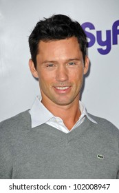 Jeffrey Donovan at The Cable Show 2010: An Evening With NBC Universal, Universal Studios, Universal City, CA. 05-12-10