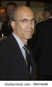 JEFFREY KATZENBERG at the National Multiple Sclerosis Society's 29th Annual Dinner of Champions honoring Bob and Harvey Weinstein. Sept 25, 2003  Paul Smith / Featureflash