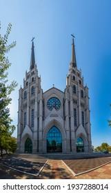 Jeil church at Daegu, Republic of Korea