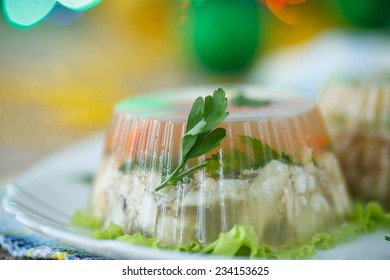 Fish Aspic Images, Stock Photos & Vectors | Shutterstock
