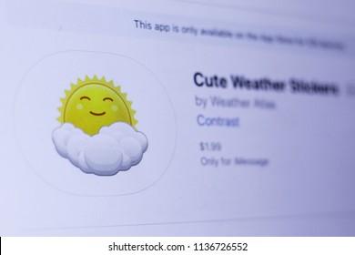 weather laptop Images, Stock Photos & Vectors | Shutterstock