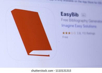 Easybib Images Stock Photos Vectors Shutterstock